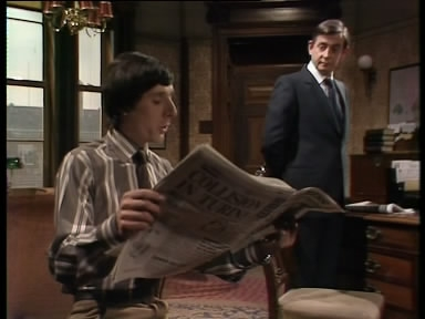 Yes, Minister (UK) - 01x03 The Economy Drive