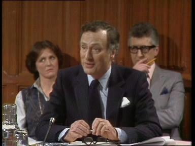 Yes, Minister (UK) - 02x07 A Question of Loyalty