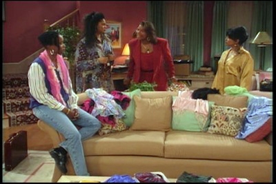 Living Single - 01x05 In the Black Is Beautiful