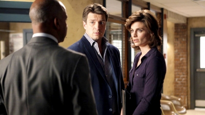 Castle - 02x10 One Man's Treasure