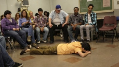 Community - 01x04 Social Psychology