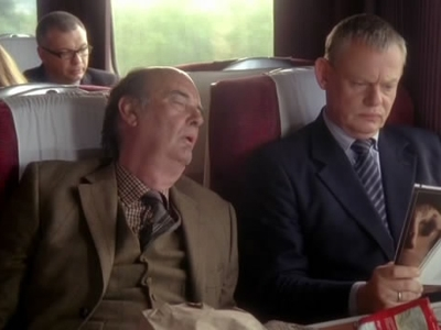 Doc Martin (UK) - 04x05 The Departed