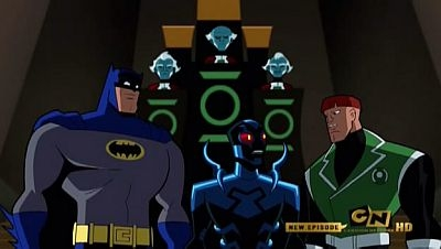 Batman: The Brave and The Bold - 02x03 Revenge of the Reach!