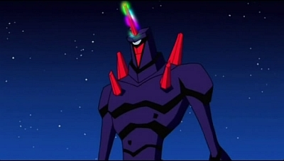 Ben 10: Alien Force - 03x16 The Secret of Chromastone