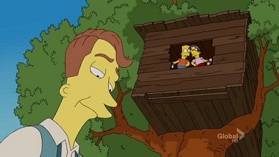 The Simpsons - 21x22 The Bob Next Door