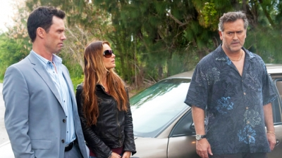 Burn Notice - 04x01 Friends and Enemies
