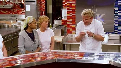 Hell's Kitchen - 07x02 15 Chefs Complete