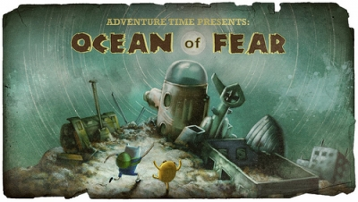 Adventure Time with Finn and Jake - 01x16 Ocean of Fear