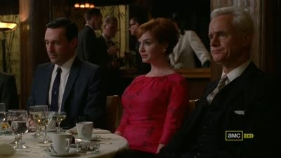 Mad Men - 04x06 Waldorf Stories