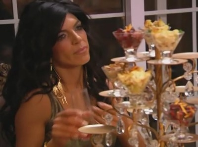 The Real Housewives of New Jersey - 03x14 Belly Up & Up