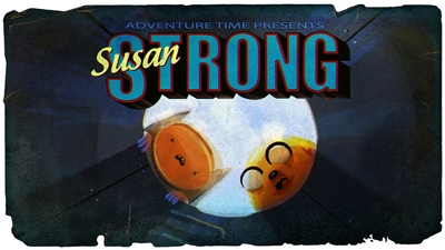 Adventure Time with Finn and Jake - 02x18 Susan Strong