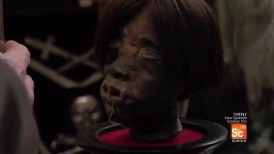 Oddities - 02x01 Shrunken Head