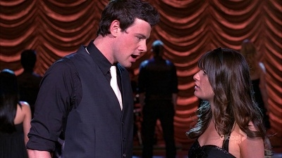 Glee - 02x22 New York