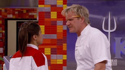 Hell's Kitchen - 09x12 6 Chefs Compete
