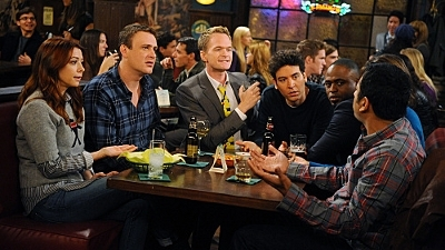 How I Met Your Mother - 07x07 Noretta