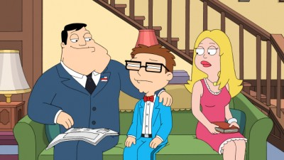 American Dad! - 07x05 Virtual In-Stanity