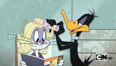 The Looney Tunes Show Beauty School