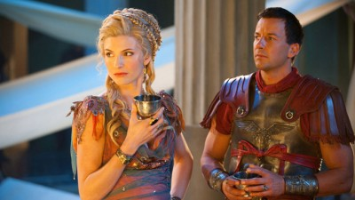 Spartacus: Blood and Sand - 02x04 Empty Hands