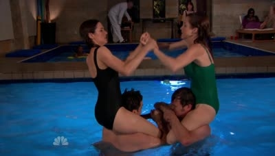 The Office 8x12 Pool Party - ShareTV