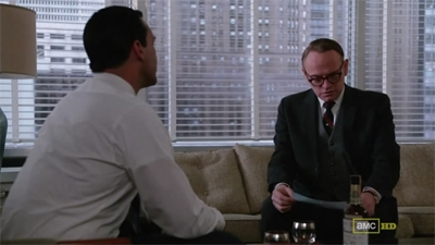 Mad Men - 05x12 Commissions and Fees