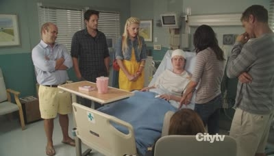 Cougar Town - 03x03 Lover's Touch