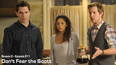 Being Human - 02x11 Don't Fear the Scott