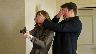Castle - 04x20 The Limey