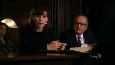 The Good Wife - 03x21 The Penalty Box