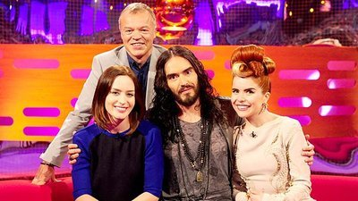 The Graham Norton Show (UK) - 11x10 Russell Brand, Emily Blunt, Paloma Faith