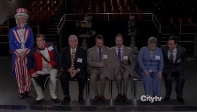 30 Rock - 06x18 Murphy Brown Lied To Us