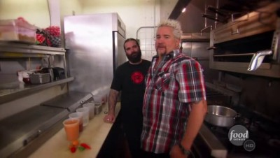 Diners, Drive-Ins and Dives - 14x06 Unexpected Eats