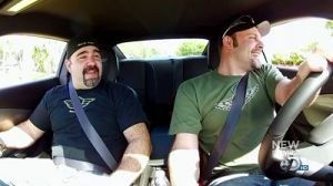 American Chopper: Senior vs Junior - 03x14 Muscle Car