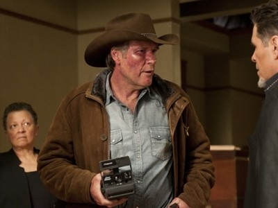 Longmire - 01x05 Dog Soldier