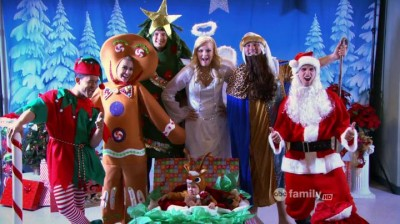 Baby Daddy - 01x09 A Wheeler Family Christmas Outing