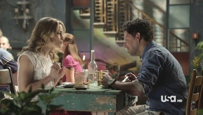 Covert Affairs - 03x07 Loving The Alien