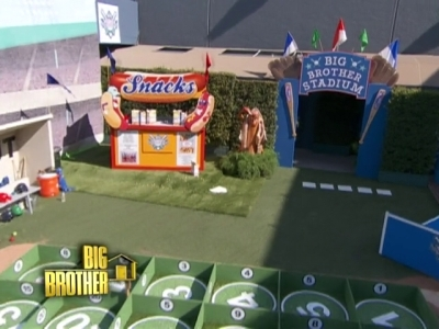 Big Brother - 14x12 Episode 12 - Veto Competition #4