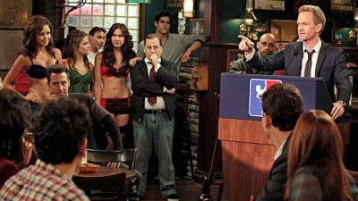 How I Met Your Mother - 08x07 The Stamp Tramp