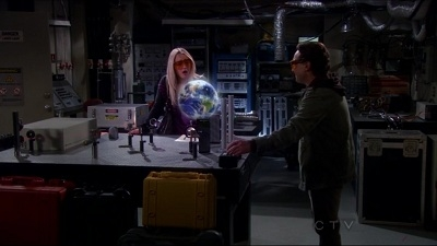 The Big Bang Theory - 06x05 The Holographic Excitation