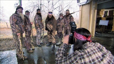 Duck Dynasty - 03x10 Bass Man Standing