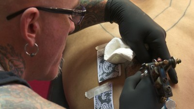 Bad Ink - 01x07 Baby Mama Tattoo Drama