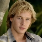 Lewis McCartney played by Angus McLaren