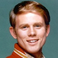 Richard 'Richie' Cunningham played by Ron Howard