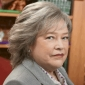 Harriet Korn played by Kathy Bates