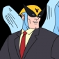 Harvey Birdman played by Gary Cole