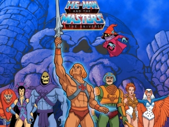 He-Man and the Masters of the Universe (1983) Online Show Wiki ...