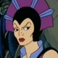 Evil-Lyn played by Linda Gary