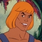 He-Man played by John Erwin