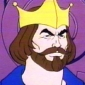 King Randor played by Lou Scheimer