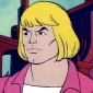 Prince Adam played by John Erwin