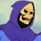 Skeletor played by Alan Oppenheimer